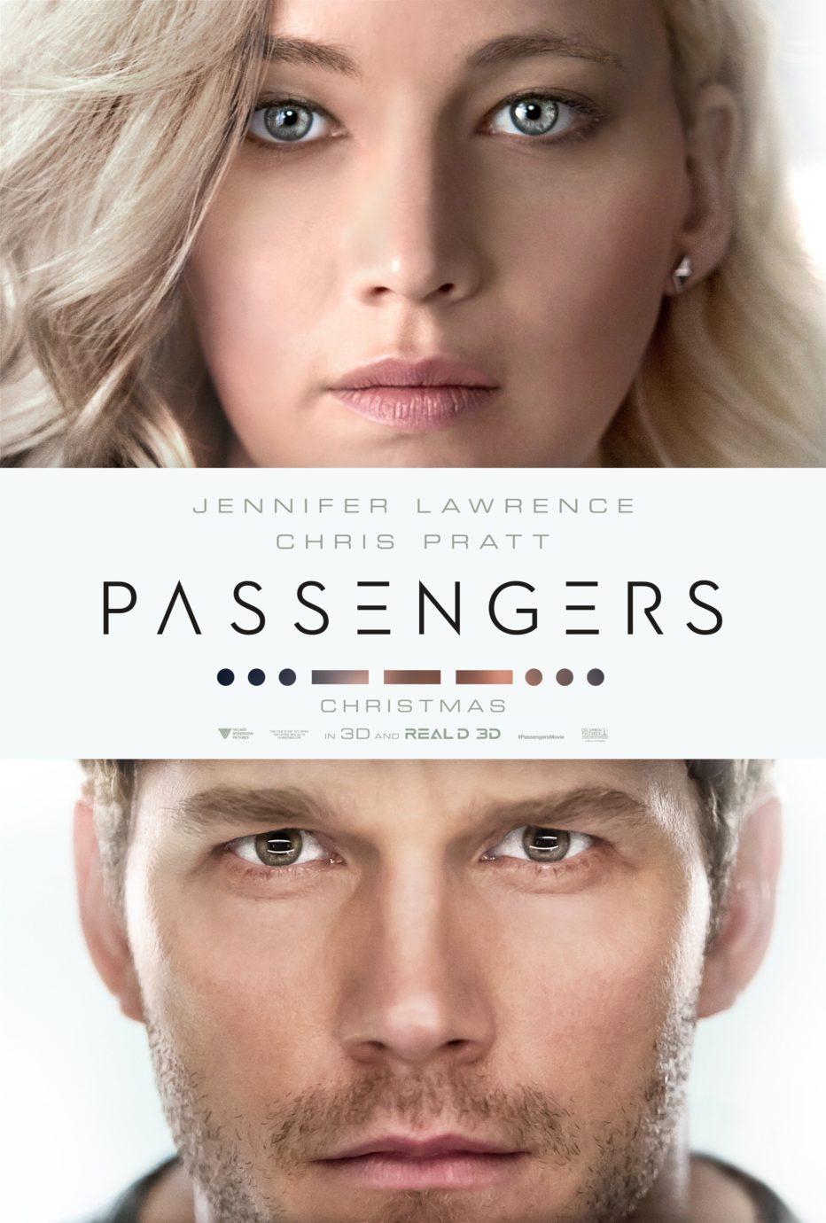 Trailer de Passengers con Jennifer Lawrence y Chris Pratt