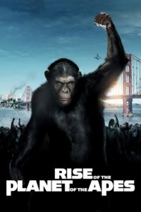 "Poster de la película ""Rise of the Planet of the Apes"""