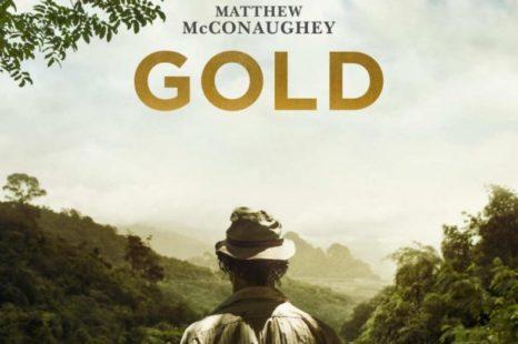 Trailer de Gold: Matthew McConaughey, calvo y desatado