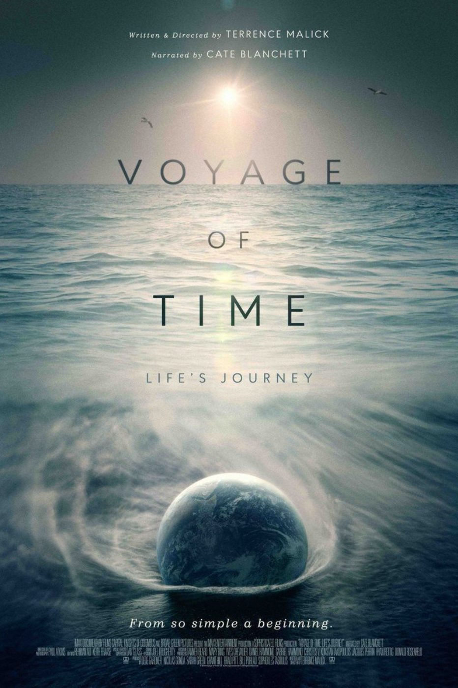 Voyage of time #Sitges2016