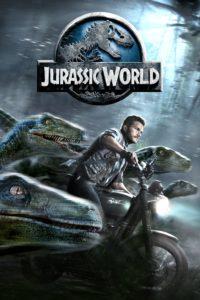 """Poster de la película """"Jurassic World"""""""