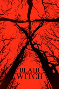 "Poster de la película ""Blair Witch"""