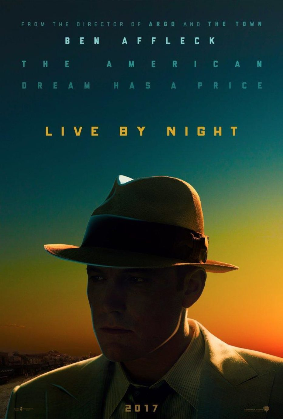 Primer trailer de Live by Night, lo nuevo del Affleck director