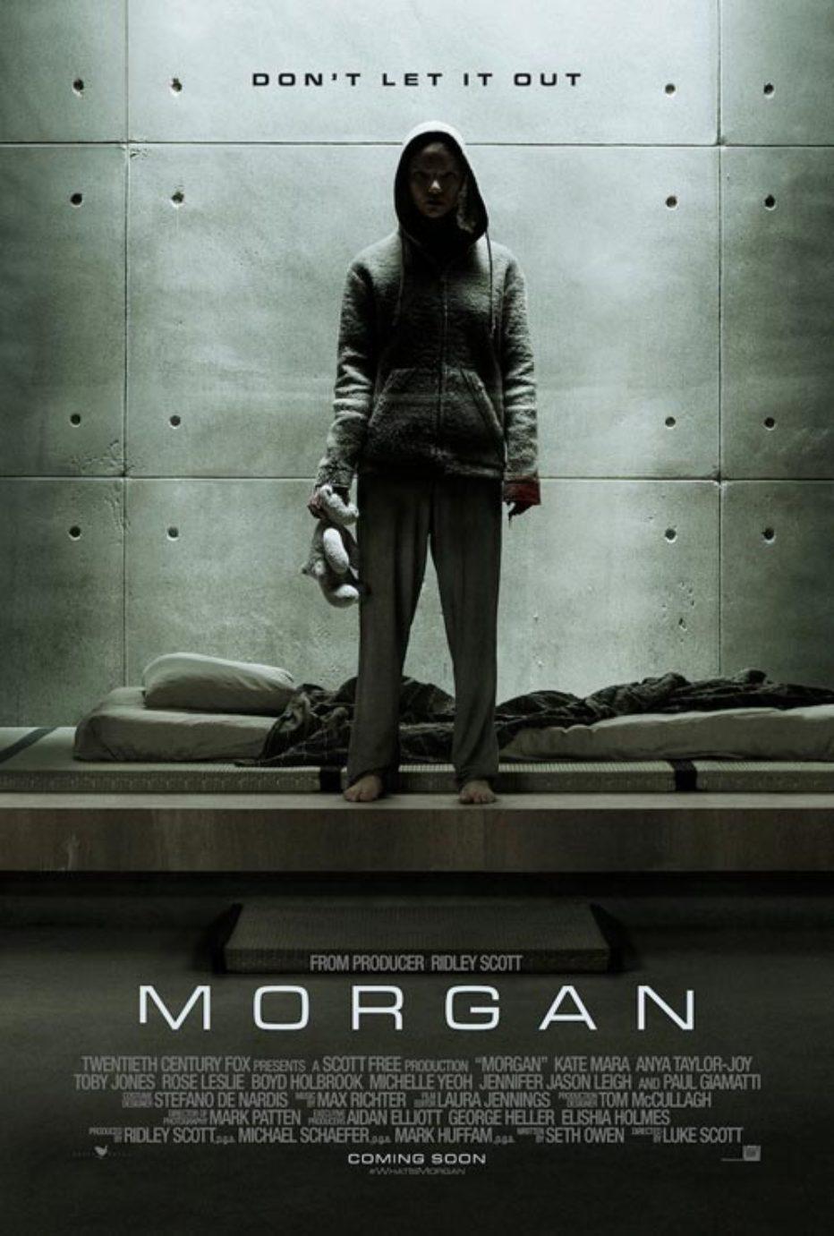 Morgan o el lado oscuro del «yo artificial»