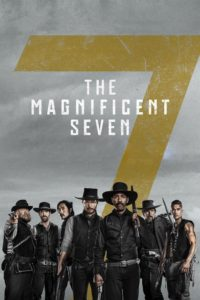 "Poster de la película ""The Magnificent Seven"""