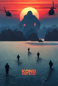 """Poster de la película """"Kong: Skull Island"""""""