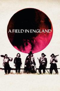 """Poster de la película """"A Field in England"""""""