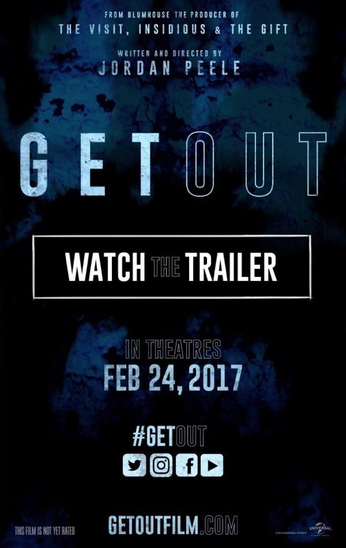 Primer trailer de Get Out, terror racial