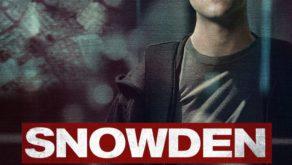 """Poster de la película """"Snowden"""""""