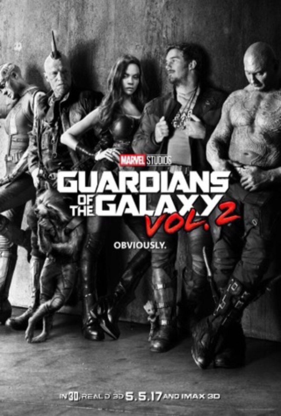 Primer trailer de Guardianes de la Galaxia 2!