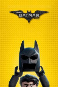 "Poster de la película ""The Lego Batman Movie"""