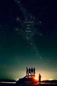 "Poster de la película ""Power Rangers"""