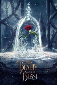 """Poster de la película """"La bella y la bestia"""""""