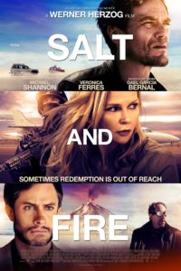 "Poster de la película ""Salt and Fire"""