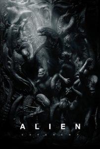 """Poster de la película """"Alien: Covenant"""""""