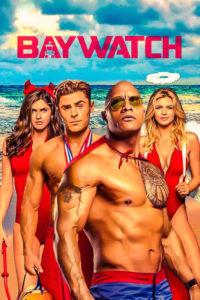 """Poster de la película """"Los vigilantes de la playa"""""""