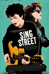 """Poster de la película """"Sing Street"""""""