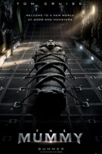 "Poster de la película ""The Mummy"""