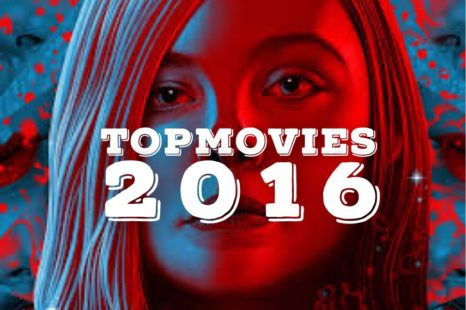 TOP 10 MOVIES 2016