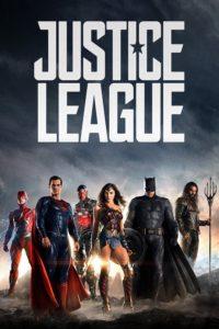 "Poster de la película ""La Liga de la Justicia"""