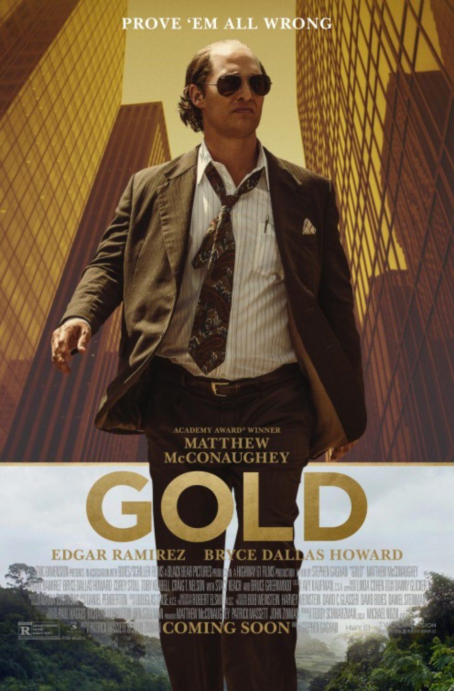 Gold: fiebre del oro ochentero
