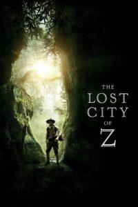 """Poster de la película """"Z. La ciudad perdida"""""""