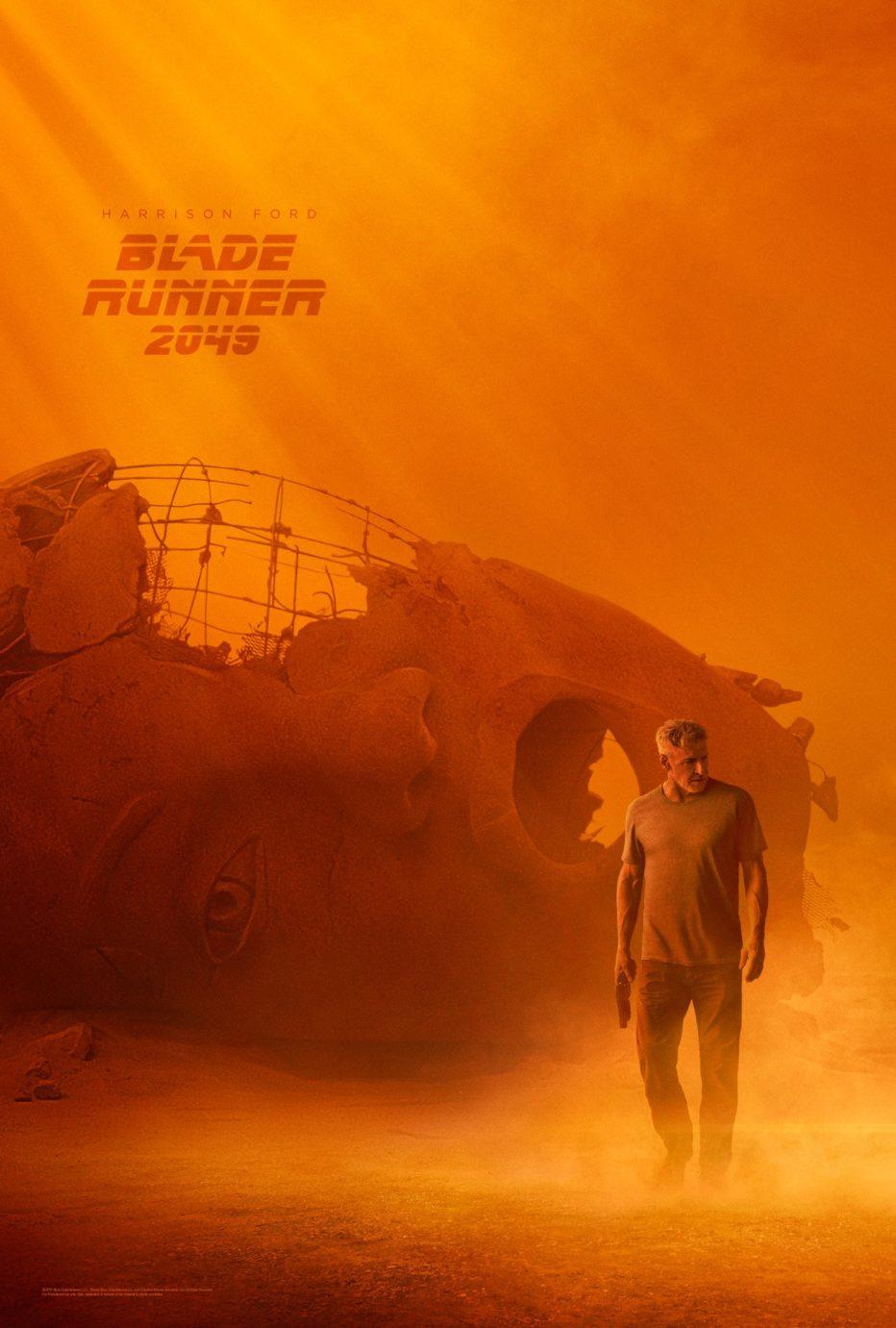 Nuevo trailer de Blade Runner 2049