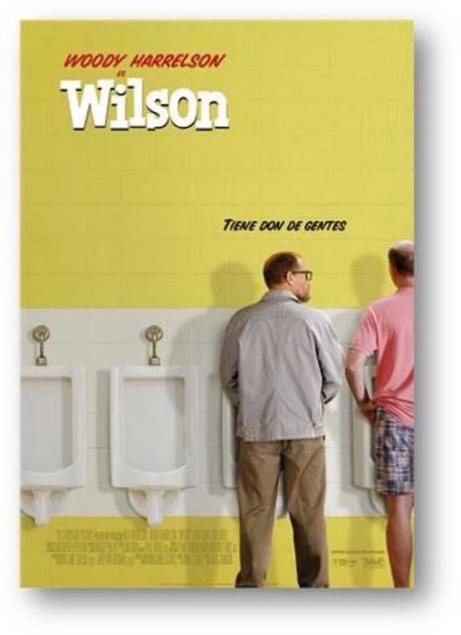 Wilson o la entrañable irreverencia