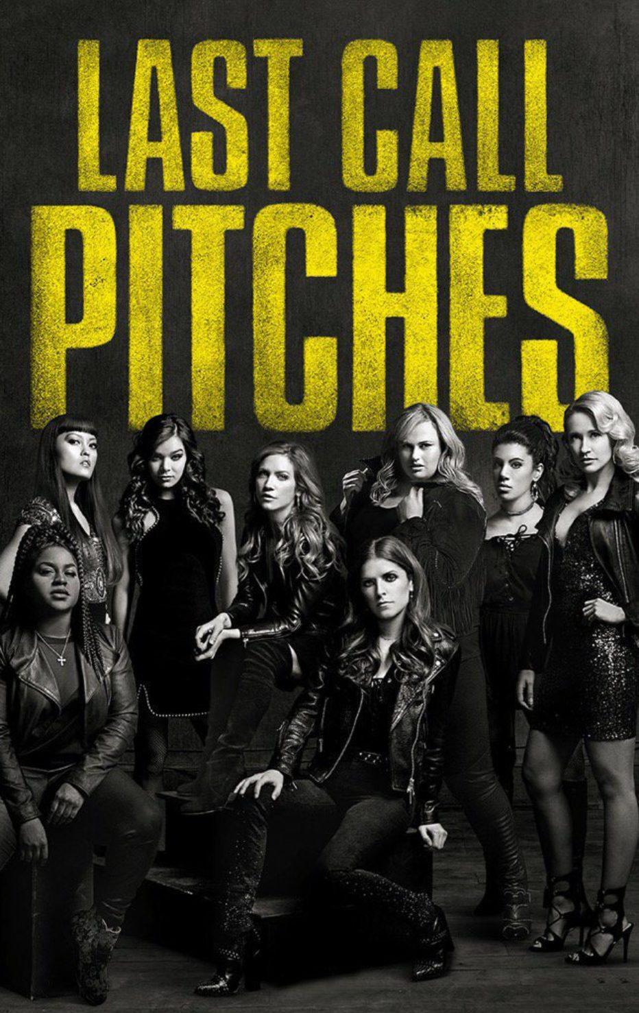Primer trailer de Pitch Perfect 3