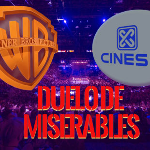 Warner y Cinesa: Duelo de miserables