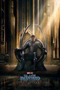 """Poster de la película """"Pantera negra"""""""