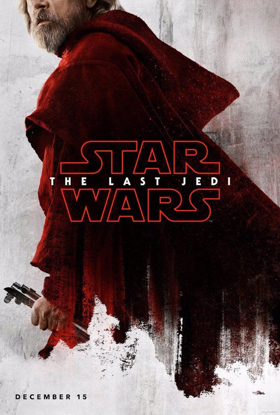 Star Wars – Los últimos Jedi. Detrás de las cámaras y nuevos posters