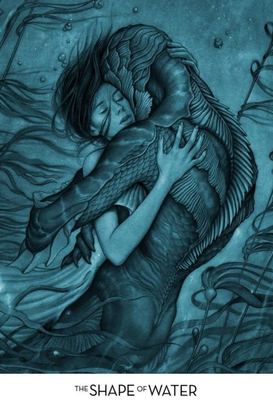 Primer trailer de The Shape of Water de Guillermo del Toro