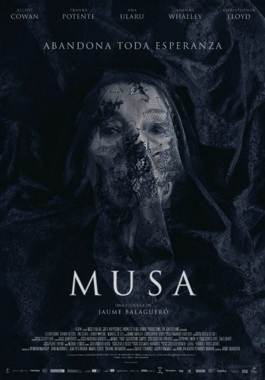 Primer trailer de Musa, lo nuevo de Jaume Balagueró