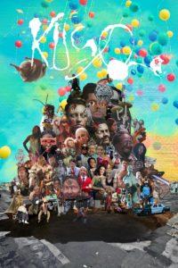 """Poster de la película """"Kuso"""""""