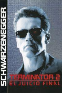 """Poster de la película """"Terminator 2: El juicio final"""""""