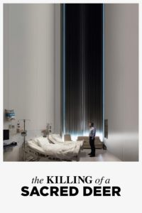 "Poster de la película ""The Killing of a Sacred Deer"""