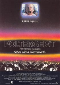 """Poster de la película """"Poltergeist (Fenómenos extraños)"""""""