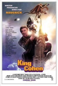 "Poster de la película ""King Cohen: The Wild World of Filmmaker Larry Cohen"""