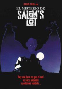 """Poster de la película """"El misterio de Salem's Lot"""""""