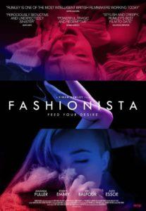 """Poster de la película """"Fashionista"""""""