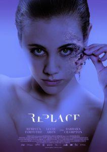 "Poster de la película ""Replace"""