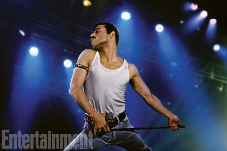 Primera imagen de Rami Malek como Freddy Mercury