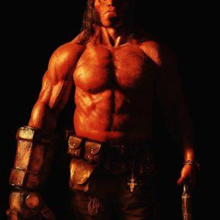Primera imagen de David Harbour como Hellboy