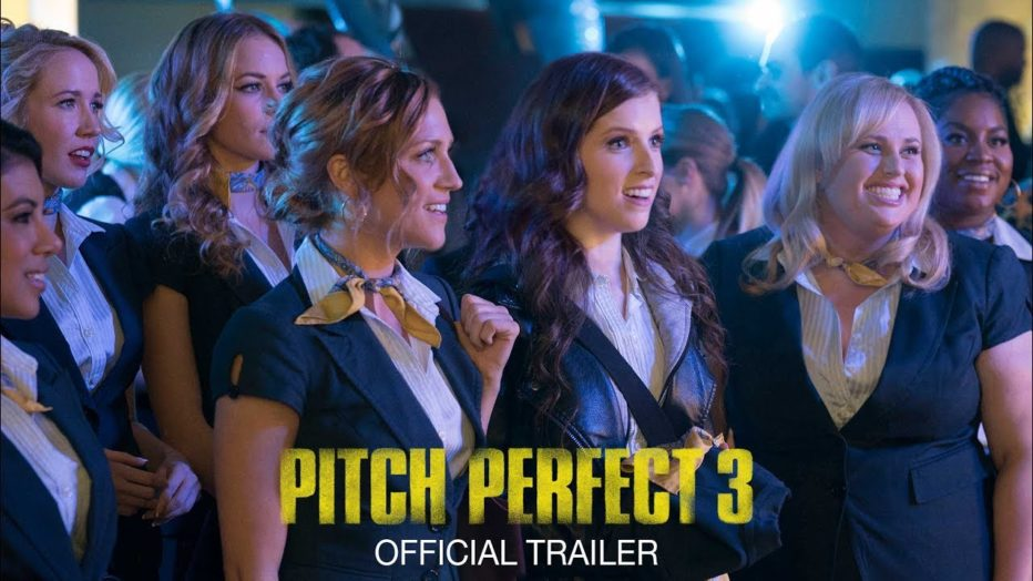 Segundo trailer de Pitch Perfect 3