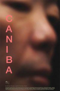 """Poster de la película """"Caniba"""""""