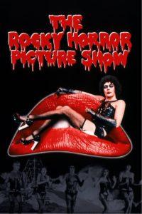 "Poster de la película ""The Rocky Horror Picture Show"""