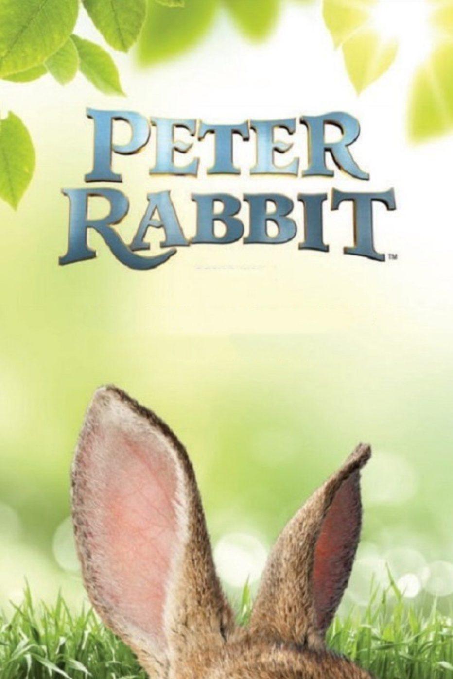 Primer trailer de Peter Rabbit