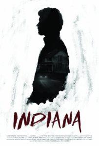 "Poster de la película ""Indiana"""