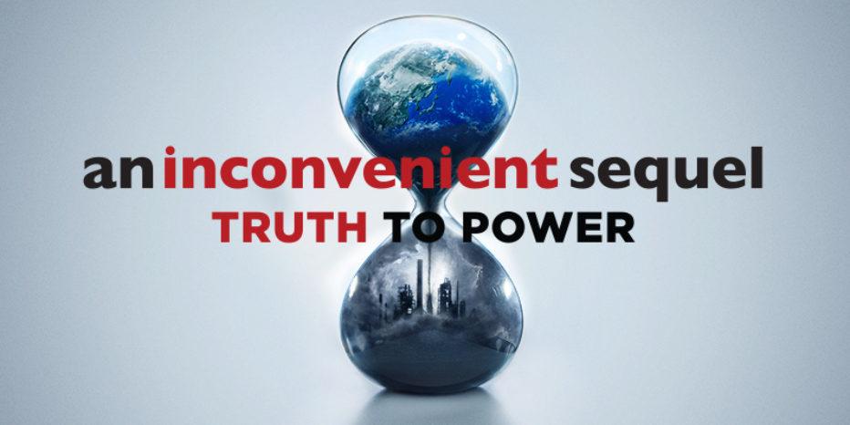 Una verdad muy incómoda: Ahora o nunca